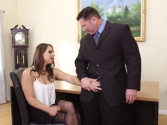 College, Exploited, Old, Blowjob