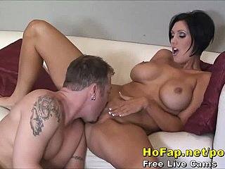 Big Tits Covered Sperma