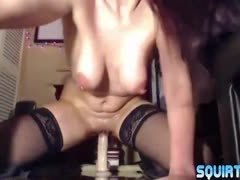 Bunny, Stockings, Sexy, Fingering, Amateurs, Big tits, Redhead, Toys, Oiled, Boobs, Webcam, Solo, Babe, Masturbation, Tits, Squirting, Nipples, Fetish