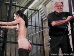 Needle, High definition, Domination, Crying, Punished, Slave, Bondage, Bdsm, Fetish, Bound
