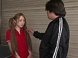 Sport, Group, Babe, Sucking, High definition, Pigtails, 3 some, Cock, Blowjob, Asian, Game, Japanese, Tits, Brunette, Teen, Facial