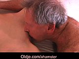 Cumshot, Face fucking, High definition, Cum in mouth, Young, Grandfather, Blowjob, Swallow, Slut, Fucking, Teen, Cum, Maid, Old